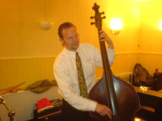 Min bas og jeg 2005